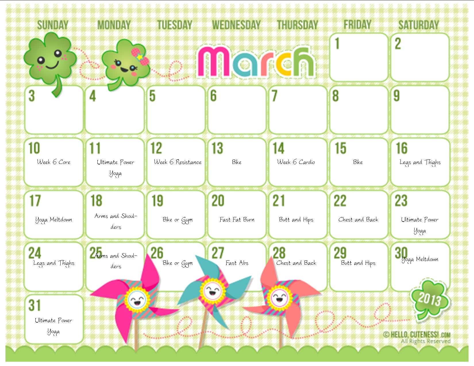 graphic regarding Cute Calendars named How toward Customise Lovely Calendars (with microsoft publisher