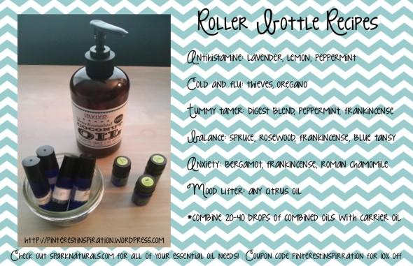 roller bottle