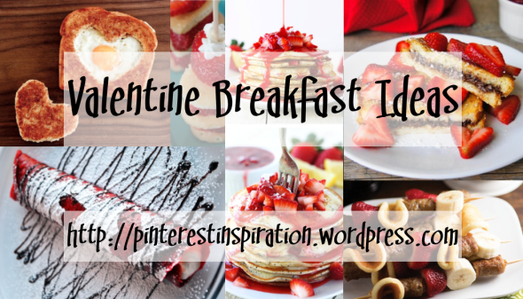 vaalentine breakfast ideas