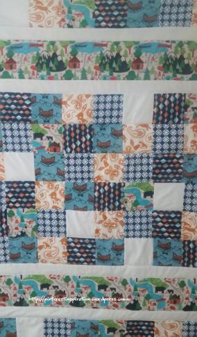 baby quilt 5