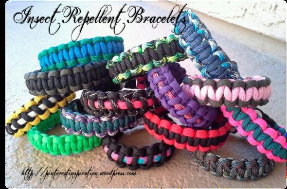 insect repellent bracelets