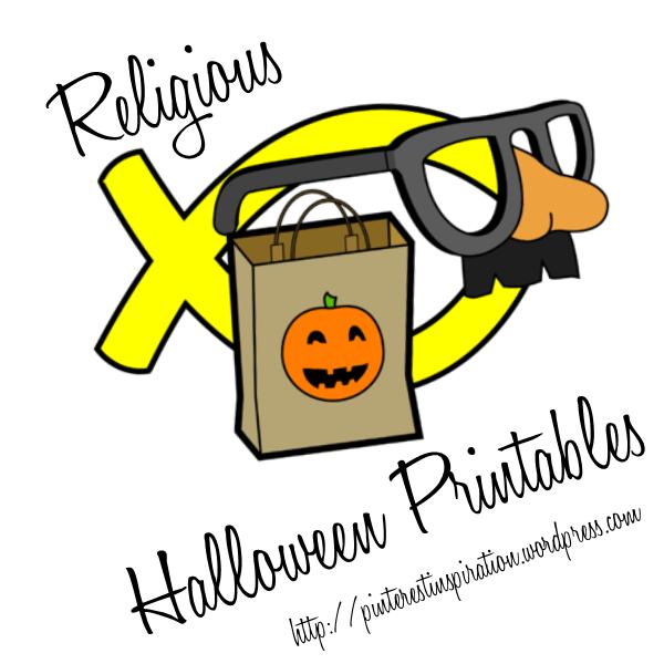 image relating to Pinterest Printables known as Spiritual Halloween Printables PINterest Enthusiasm