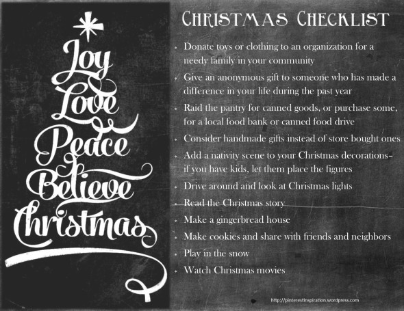 christmas-checklist