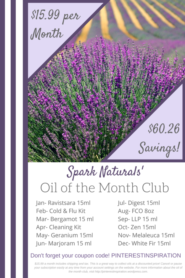 Oil of the Month Club